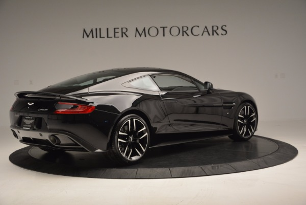 Used 2017 Aston Martin Vanquish Coupe for sale Sold at Pagani of Greenwich in Greenwich CT 06830 8
