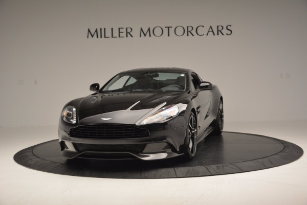 Used 2017 Aston Martin Vanquish Coupe for sale Sold at Pagani of Greenwich in Greenwich CT 06830 1