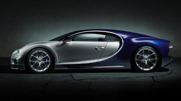 New 2020 Bugatti Chiron for sale Sold at Pagani of Greenwich in Greenwich CT 06830 3