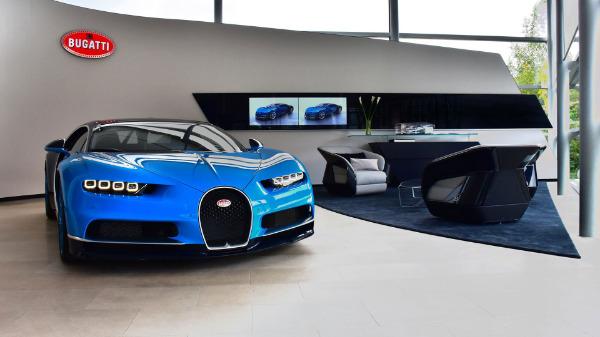 New 2020 Bugatti Chiron for sale Sold at Pagani of Greenwich in Greenwich CT 06830 5