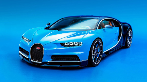 New 2020 Bugatti Chiron for sale Sold at Pagani of Greenwich in Greenwich CT 06830 1