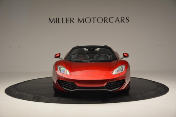 Used 2013 McLaren MP4-12C Base for sale Sold at Pagani of Greenwich in Greenwich CT 06830 12