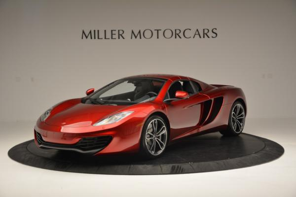 Used 2013 McLaren MP4-12C Base for sale Sold at Pagani of Greenwich in Greenwich CT 06830 13