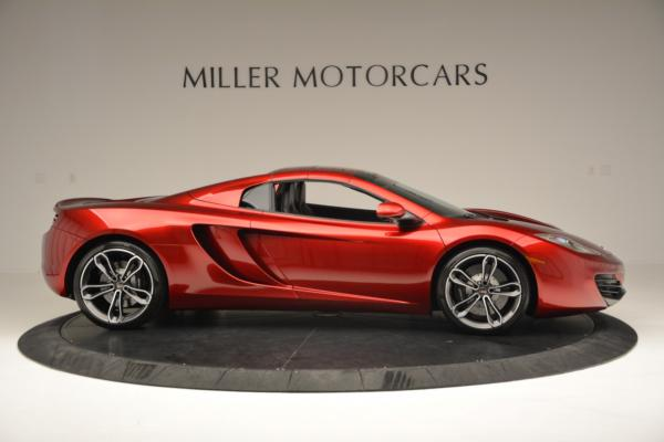 Used 2013 McLaren MP4-12C Base for sale Sold at Pagani of Greenwich in Greenwich CT 06830 18
