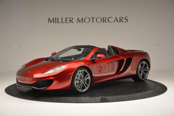 Used 2013 McLaren MP4-12C Base for sale Sold at Pagani of Greenwich in Greenwich CT 06830 2