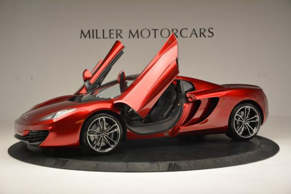 Used 2013 McLaren MP4-12C Base for sale Sold at Pagani of Greenwich in Greenwich CT 06830 21