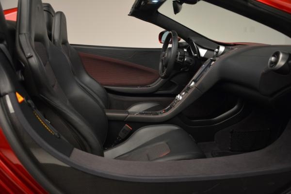 Used 2013 McLaren MP4-12C Base for sale Sold at Pagani of Greenwich in Greenwich CT 06830 27