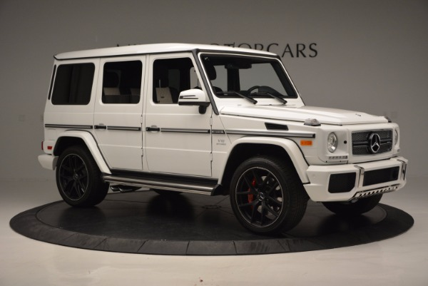 Used 2016 Mercedes Benz G-Class AMG G65 for sale Sold at Pagani of Greenwich in Greenwich CT 06830 10