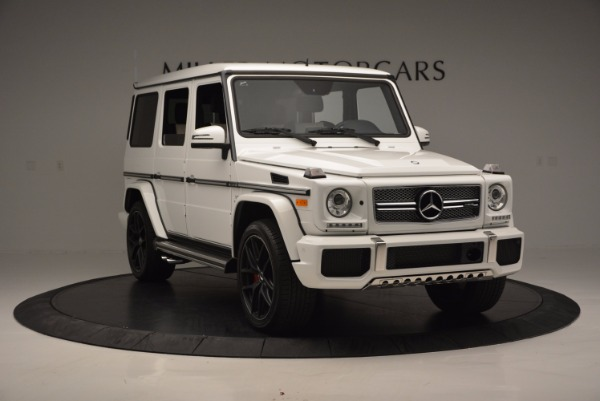 Used 2016 Mercedes Benz G-Class AMG G65 for sale Sold at Pagani of Greenwich in Greenwich CT 06830 11