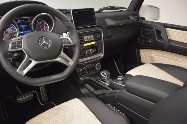 Used 2016 Mercedes Benz G-Class AMG G65 for sale Sold at Pagani of Greenwich in Greenwich CT 06830 15