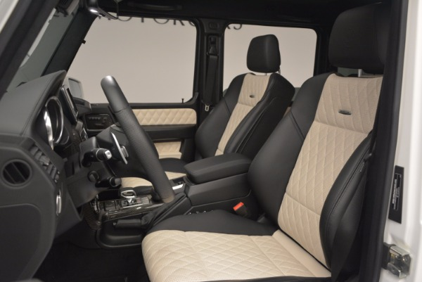 Used 2016 Mercedes Benz G-Class AMG G65 for sale Sold at Pagani of Greenwich in Greenwich CT 06830 16