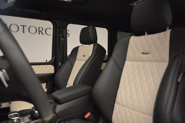 Used 2016 Mercedes Benz G-Class AMG G65 for sale Sold at Pagani of Greenwich in Greenwich CT 06830 17