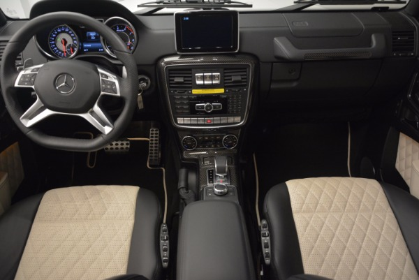 Used 2016 Mercedes Benz G-Class AMG G65 for sale Sold at Pagani of Greenwich in Greenwich CT 06830 18