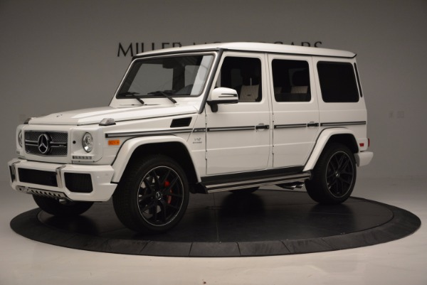 Used 2016 Mercedes Benz G-Class AMG G65 for sale Sold at Pagani of Greenwich in Greenwich CT 06830 2