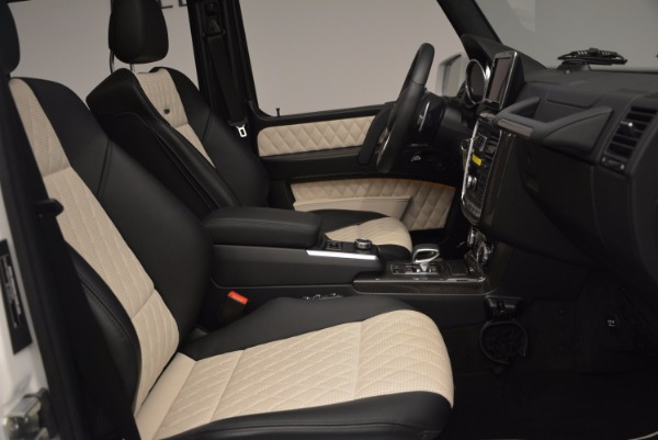 Used 2016 Mercedes Benz G-Class AMG G65 for sale Sold at Pagani of Greenwich in Greenwich CT 06830 20