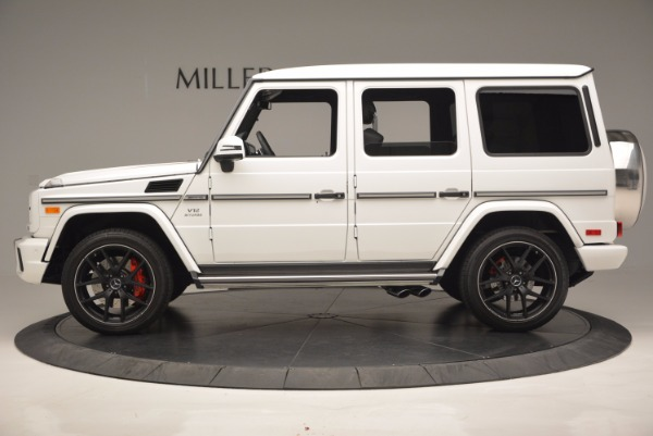 Used 2016 Mercedes Benz G-Class AMG G65 for sale Sold at Pagani of Greenwich in Greenwich CT 06830 3