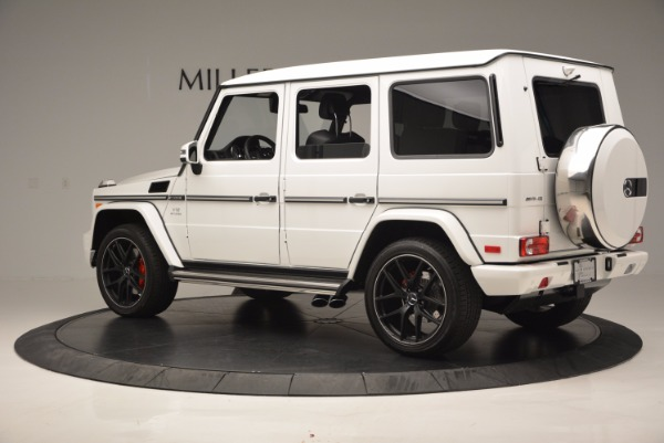 Used 2016 Mercedes Benz G-Class AMG G65 for sale Sold at Pagani of Greenwich in Greenwich CT 06830 4