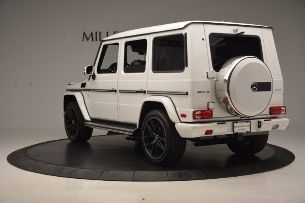 Used 2016 Mercedes Benz G-Class AMG G65 for sale Sold at Pagani of Greenwich in Greenwich CT 06830 5