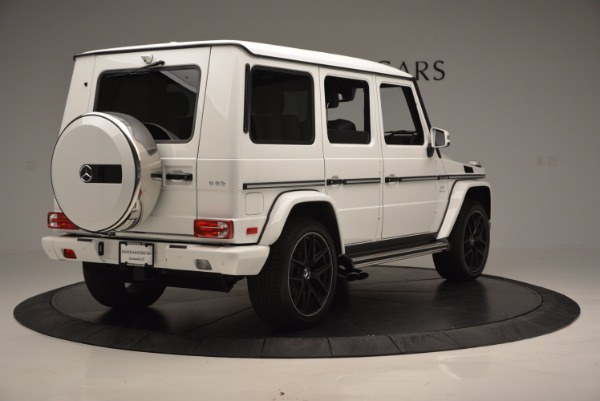 Used 2016 Mercedes Benz G-Class AMG G65 for sale Sold at Pagani of Greenwich in Greenwich CT 06830 7