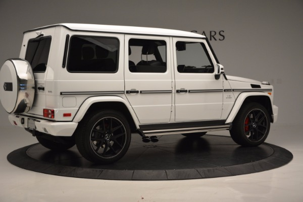 Used 2016 Mercedes Benz G-Class AMG G65 for sale Sold at Pagani of Greenwich in Greenwich CT 06830 8
