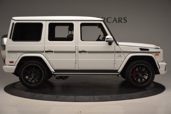Used 2016 Mercedes Benz G-Class AMG G65 for sale Sold at Pagani of Greenwich in Greenwich CT 06830 9