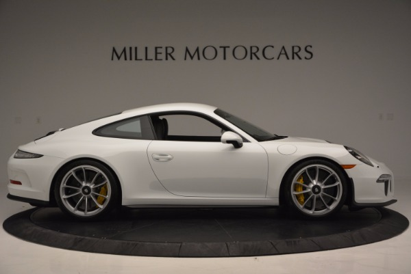 Used 2016 Porsche 911 R for sale Sold at Pagani of Greenwich in Greenwich CT 06830 10