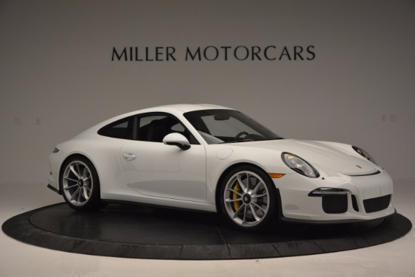 Used 2016 Porsche 911 R for sale Sold at Pagani of Greenwich in Greenwich CT 06830 11