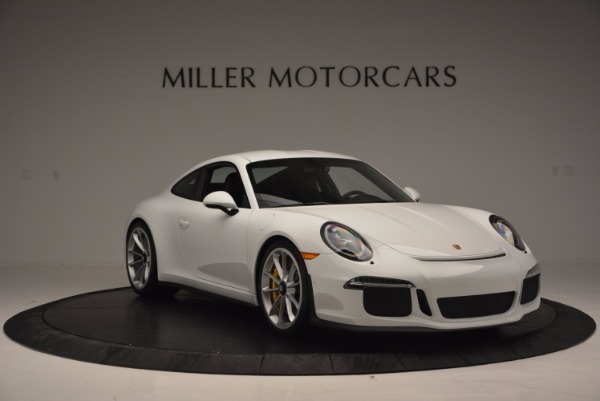 Used 2016 Porsche 911 R for sale Sold at Pagani of Greenwich in Greenwich CT 06830 12