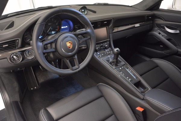 Used 2016 Porsche 911 R for sale Sold at Pagani of Greenwich in Greenwich CT 06830 13