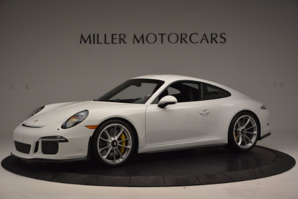 Used 2016 Porsche 911 R for sale Sold at Pagani of Greenwich in Greenwich CT 06830 2