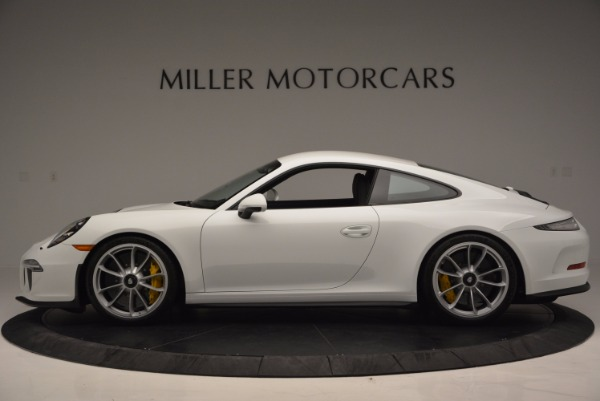 Used 2016 Porsche 911 R for sale Sold at Pagani of Greenwich in Greenwich CT 06830 3