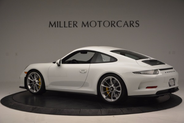 Used 2016 Porsche 911 R for sale Sold at Pagani of Greenwich in Greenwich CT 06830 4