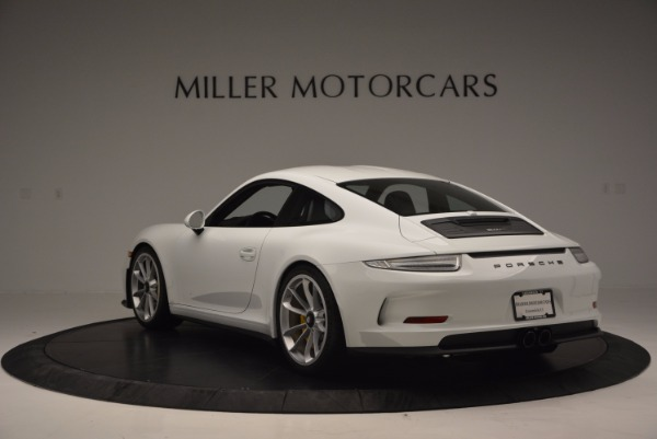 Used 2016 Porsche 911 R for sale Sold at Pagani of Greenwich in Greenwich CT 06830 5