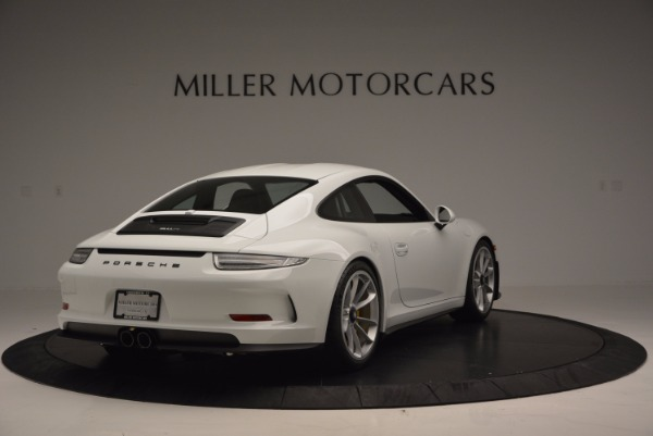 Used 2016 Porsche 911 R for sale Sold at Pagani of Greenwich in Greenwich CT 06830 7