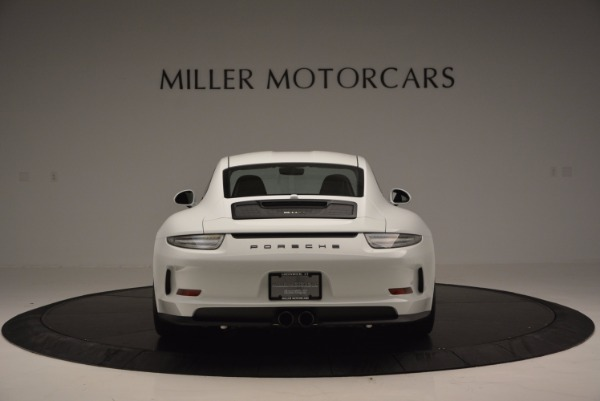 Used 2016 Porsche 911 R for sale Sold at Pagani of Greenwich in Greenwich CT 06830 8