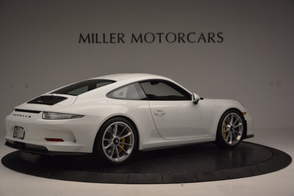 Used 2016 Porsche 911 R for sale Sold at Pagani of Greenwich in Greenwich CT 06830 9