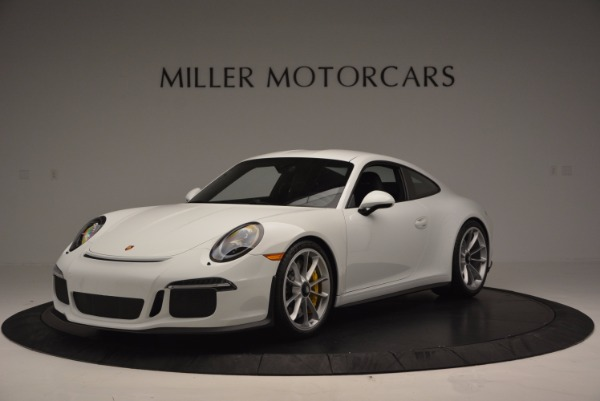 Used 2016 Porsche 911 R for sale Sold at Pagani of Greenwich in Greenwich CT 06830 1