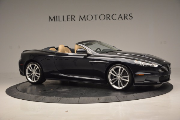 Used 2012 Aston Martin DBS Volante for sale Sold at Pagani of Greenwich in Greenwich CT 06830 10