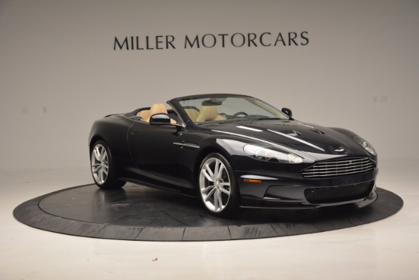 Used 2012 Aston Martin DBS Volante for sale Sold at Pagani of Greenwich in Greenwich CT 06830 11