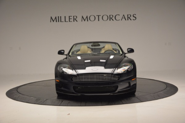 Used 2012 Aston Martin DBS Volante for sale Sold at Pagani of Greenwich in Greenwich CT 06830 12