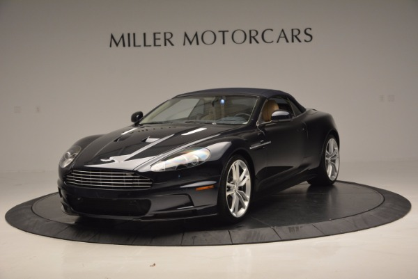 Used 2012 Aston Martin DBS Volante for sale Sold at Pagani of Greenwich in Greenwich CT 06830 13