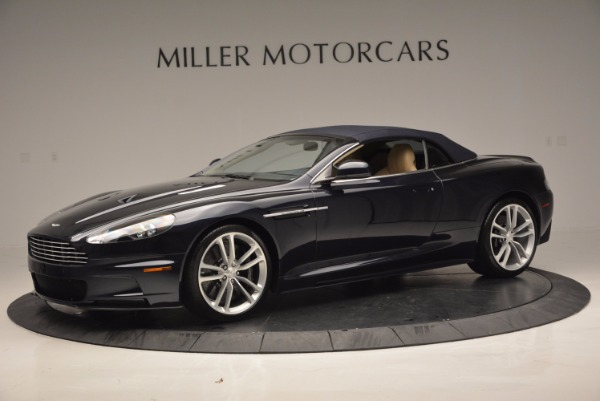 Used 2012 Aston Martin DBS Volante for sale Sold at Pagani of Greenwich in Greenwich CT 06830 14