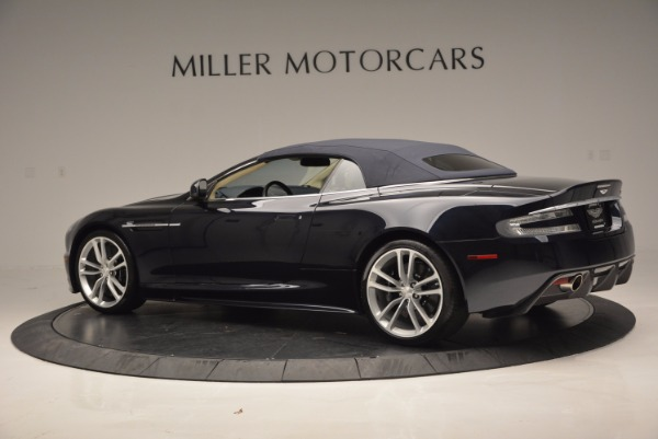 Used 2012 Aston Martin DBS Volante for sale Sold at Pagani of Greenwich in Greenwich CT 06830 16
