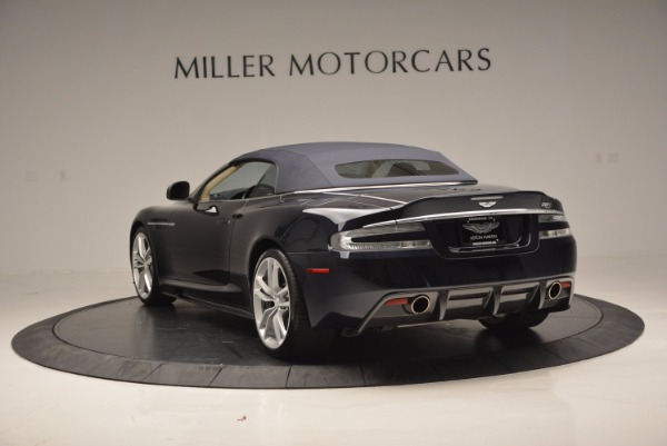 Used 2012 Aston Martin DBS Volante for sale Sold at Pagani of Greenwich in Greenwich CT 06830 17