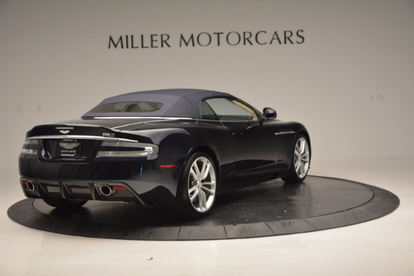 Used 2012 Aston Martin DBS Volante for sale Sold at Pagani of Greenwich in Greenwich CT 06830 19