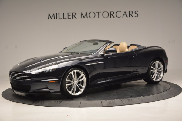 Used 2012 Aston Martin DBS Volante for sale Sold at Pagani of Greenwich in Greenwich CT 06830 2