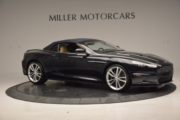 Used 2012 Aston Martin DBS Volante for sale Sold at Pagani of Greenwich in Greenwich CT 06830 22