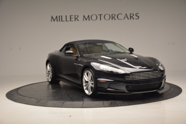 Used 2012 Aston Martin DBS Volante for sale Sold at Pagani of Greenwich in Greenwich CT 06830 23