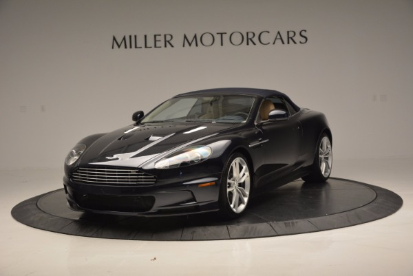 Used 2012 Aston Martin DBS Volante for sale Sold at Pagani of Greenwich in Greenwich CT 06830 24