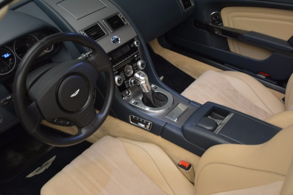 Used 2012 Aston Martin DBS Volante for sale Sold at Pagani of Greenwich in Greenwich CT 06830 25